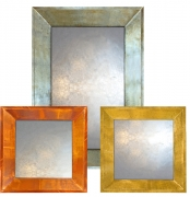Raked Profile Mirrors