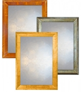 Triangular Profile Mirrors