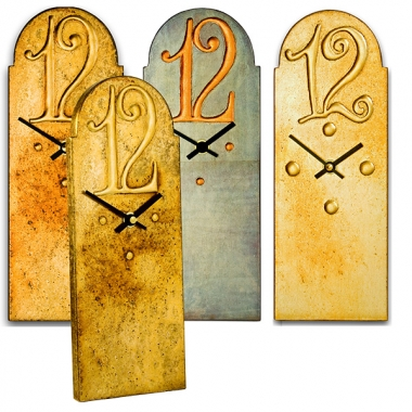 Mantle Clocks with Large 12 Dials