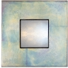 Flat Profile Mirror -Metallic Blue