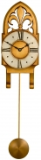 Medium Gothic Pendulum Clock
