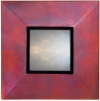 Burgundy Red Reverse Mirror