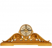 Ornate Mantle Clock