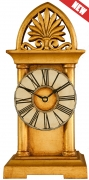Small Column Carriage Clock