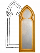 Arched Mirror Designs