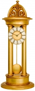 Large Rotunda Pendulum Clock