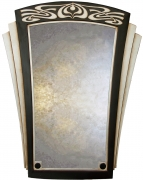 Ornate Winged  Art Deco Mirrors