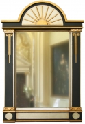 Ornate Art Deco Mirror
