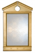 Plain Palladian Mirror
