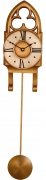 Little Gothic Pendulum Clock