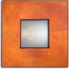 Flat Profile Mirror -Light Copper