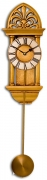 Small Column Pendulum Clock