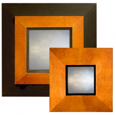 Light Copper Reverse Mirror
