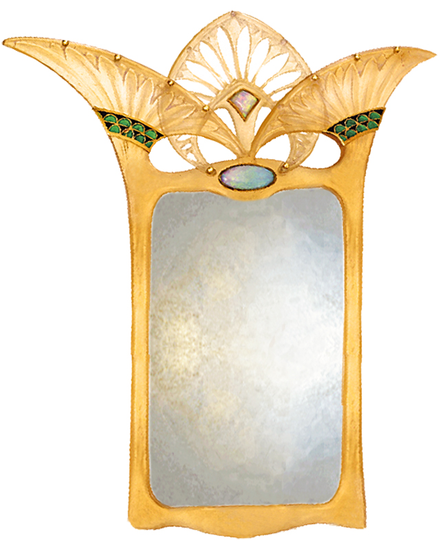 Art Deco Wall Mirror art deco wall decor