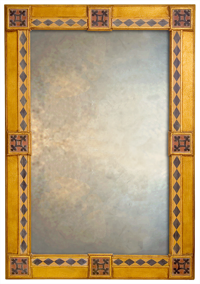 Large Wall Mirrors Large Gothic Mirror Gilded Rectangular Overmantle Mirror Uk