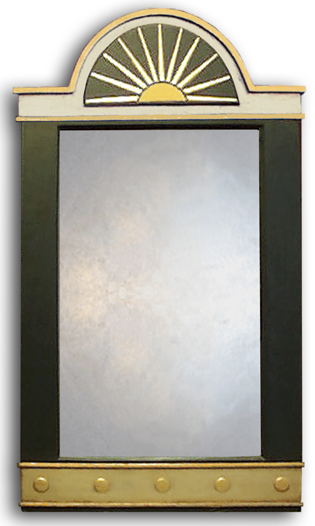 Art Deco Wall Mirror Art Deco Style Mirrors Uk