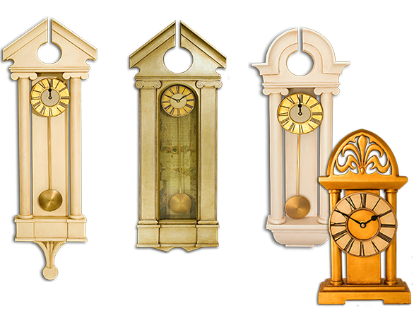 Classical Clock Collection