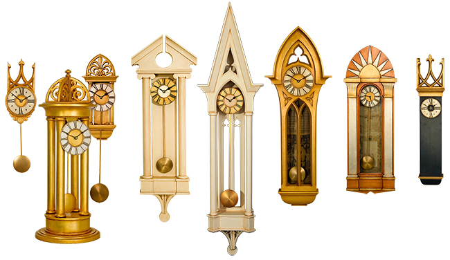 Pendulum Clock Collection