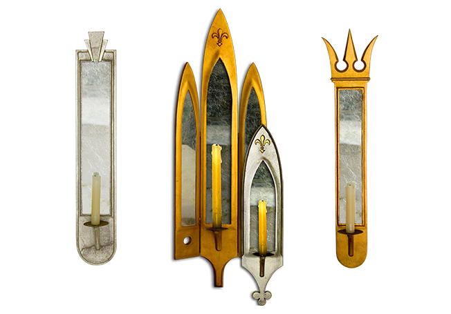 Candle Sconce Collection