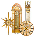 Decorative Clock Collection