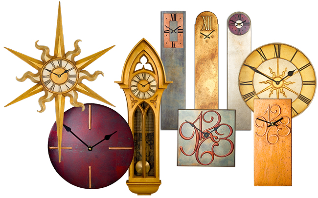 Handmade Decorative Wall Clocks